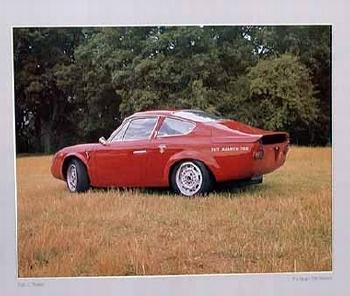 Fiat-abarth 1984 700 Bialbero