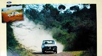 Ford Motorsport Original 1996 Hillyar/aird