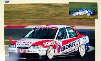 Ford Motorsport Original 1996 Mondeo
