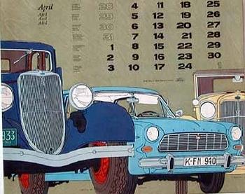 Ford Original 1963 V8 Tudor