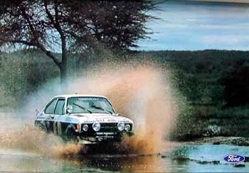 Ford Original 1978 Björn Waldegaard/hans