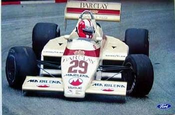 Ford Original 1984 Gp Monaco