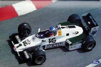 Ford Original 1984 Keke Rosberg