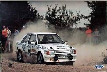 Ford Original 1986 Escort Rs
