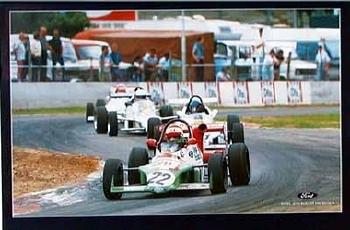 Ford Original 1987 Formel 2000