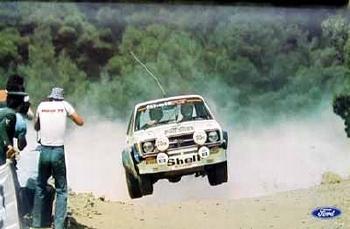 Ford Original 1978 Roger Clark