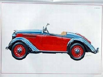 Ford Original 1990 1937 Eifel