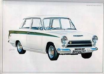 Ford Original 1990 1964 Lotus