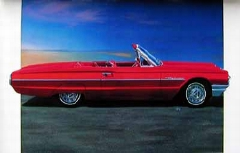Ford Original 1993 1964 Thunderbird
