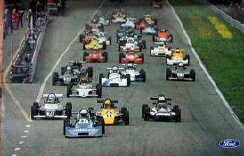 Ford Original 1983 Start Formel