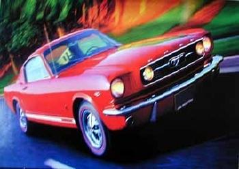 Ford Original 2000 Mustang