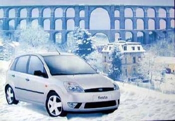 Ford Original 2002 Fiesta