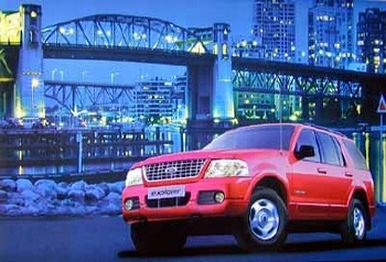 Ford Original 2002 Explorer