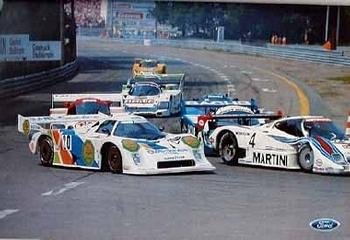 Ford Original Int Sportwagenmeisterschaft Klaus