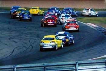Ford Racing Original 2002 Puma