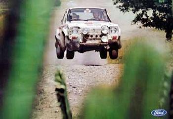 Ford Sport Original 1971 Escort