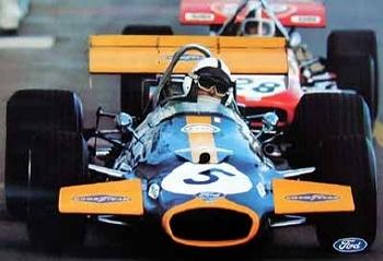 Ford Sport Original 1971 Jack