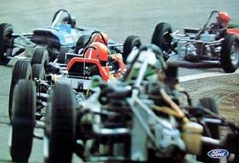 Ford Sport Original 1971 Hockenheim