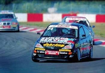 Ford Racing Original 2001 Focus