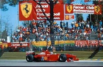 Formel 1 Grand Prix Italien