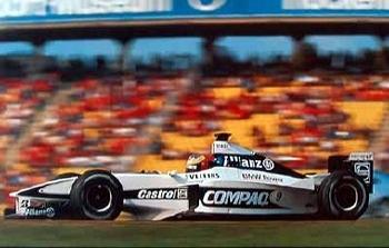 Formel 1 Grand Prix Deutschland