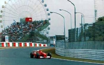 Formel 1 Grand Prix Japan