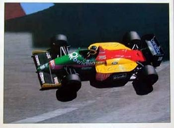 Formula 1 Thierry Boutsen Benetton