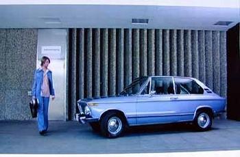 Bmw Original 1802 Touring Automobile