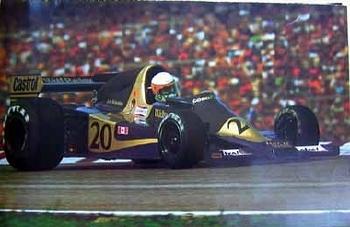 Gp Deutschland Hockenheim Jody Scheckter