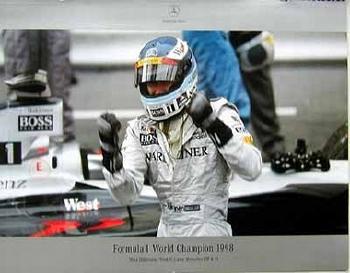 Mercedes Benz Original 1999 Formula