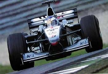 Mercedes Benz Original Formula 1