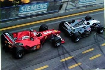 Mercedes Benz Original Formel 1