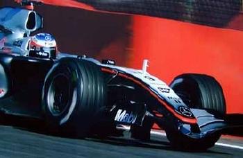 Mercedes Original 2006 Kimi Raikkonen