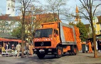 Mercedes-benz 2626 As