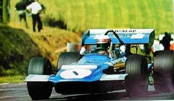 Gp Spanien Jackie Stewart On