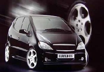 Mercedes-benz Brabus 2003 A-klasse