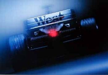 Mercedes Benz Original West Mclaren