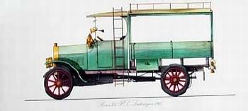 Mercedes-benz Original 1973 35 Ps