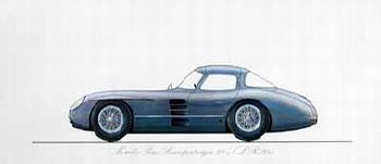 Mercedes-benz Original 1973 300 Slr