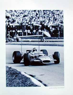 Gp Italien Monza 1968 Jackie