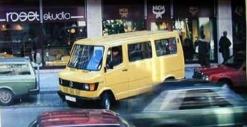 Mercedes-benz Original 1989 Mb Transporter