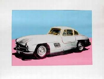 Mercedes-benz Original 1989 Sl-edition Sl