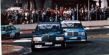 Mercedes-benz Original 1989 W 201