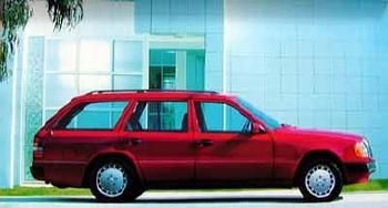 Mercedes-benz Original 1990 Mb Te
