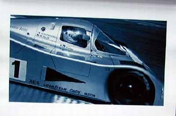 Mercedes-benz Original 1991 C11 Schlesser