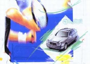 Mercedes-benz Original 1997 Mb E-klasse