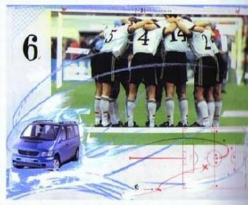 Mercedes-benz Original 1997 Mb Vito