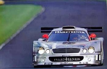Mercedes-benz Original 1998 Gt Donington