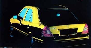 Mercedes-benz Original 1994 C 220