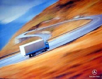 Mercedes-benz Original 1999 Actros